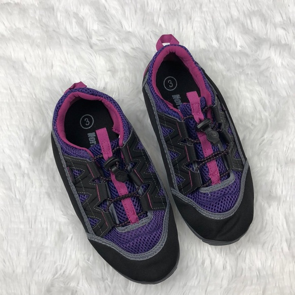 NEW Girl/'s Toddler NORTHSIDE Purple//Pink Athletic Water Sandals Shoes SZ 9